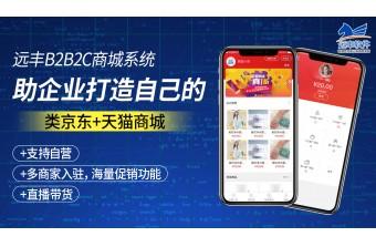 远丰软件|提升B2B2C商城系统的销量,了解产品很重要
